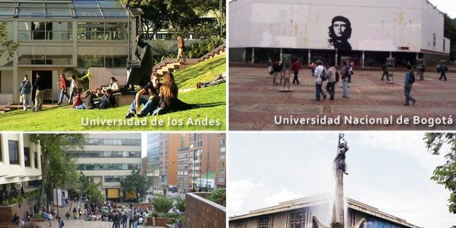 Mejores Universidades en Bogota