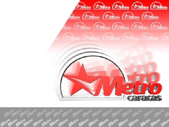 Logo Metro de Caracas