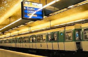 Metro de París, Lineas, tarifas, estaciones, historia