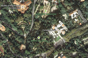 Museo Miro direccion y mapa