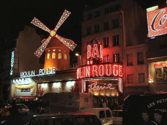 Paris de Noche  – Cabaret Paris