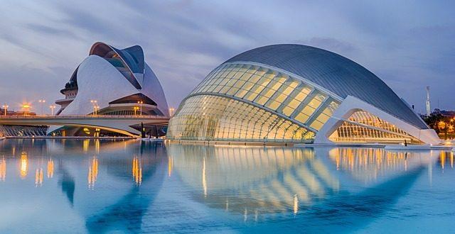 Que ver en Valencia, atracciones en Valencia España