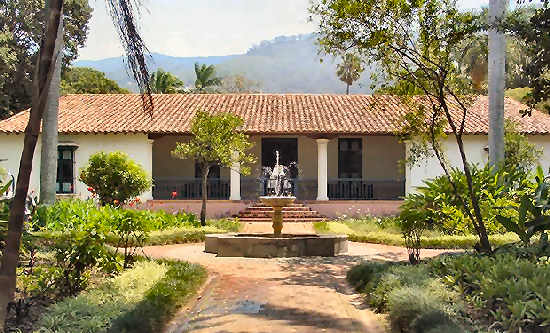 Quinta Anauco en Caracas