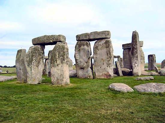 Stonehenge es el círculo de piedra más famoso del mundo