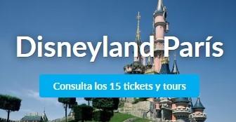 Tickets en Disneyland Paris
