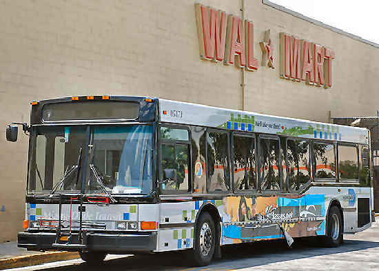 Bus  Miami