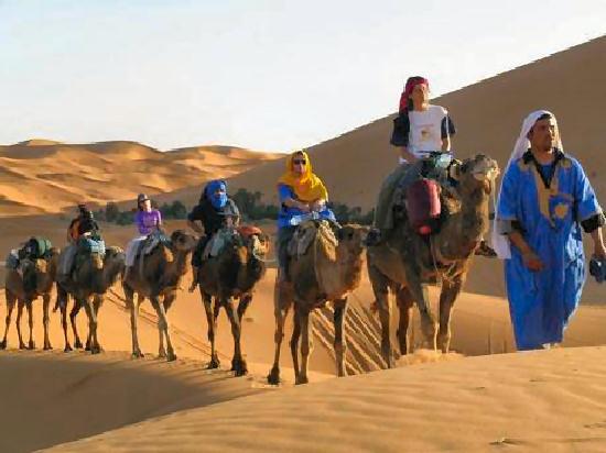 Turismo en Marruecos, Africa