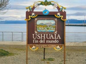 Ushuaia, en la Tierra del Fuego