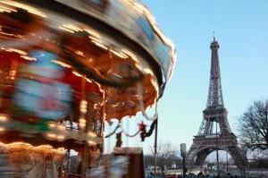 Viajar a Paris con niños.