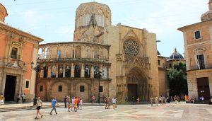 Catedral en Valencia