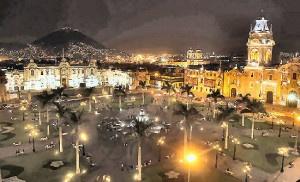 Código Postal de Lima / Correo en Peru