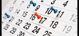 Calendario Colombia 2016 con festivos