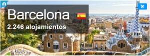 Reserva de Hotel en Barcelona