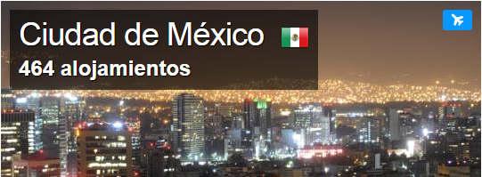 Hoteles en México DF