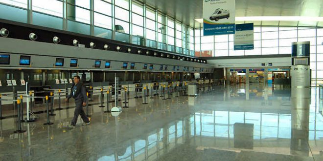 Llegadas al Aeropuerto de Córdoba Argentina. Arribos de Vuelos