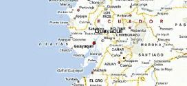 Mapa de Guayaquil