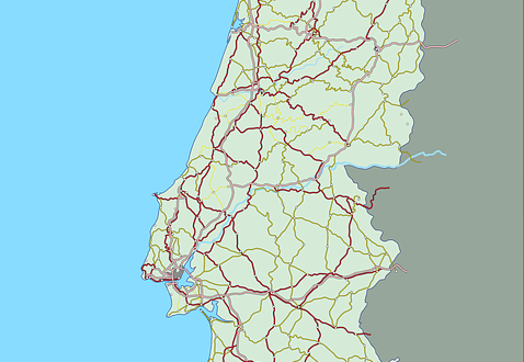 mapa-de-portugal