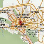 Mapa interactivo de Monterrey