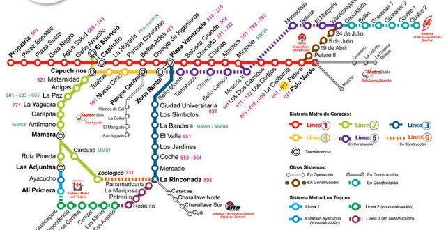 mapa-metro-caracas-ruta-metrobus