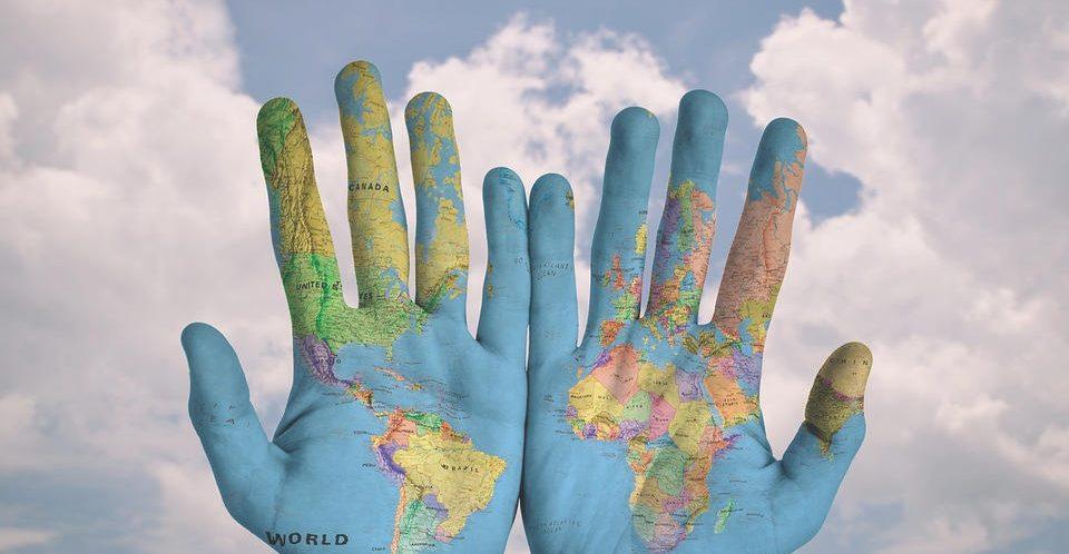 Mapamundi Mapa del Mundo