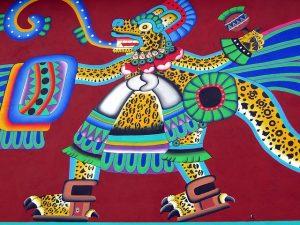 México Puebla Mural