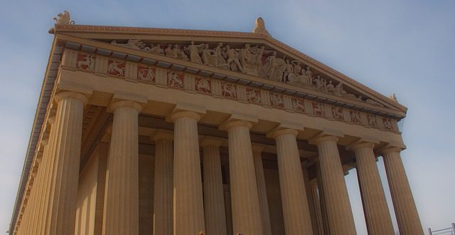 Acrópolis – Partenón