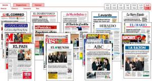 Prensa de España