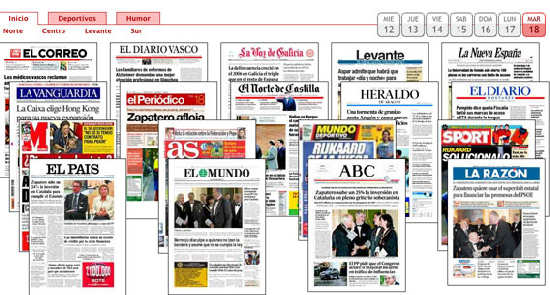 Periódicos de España