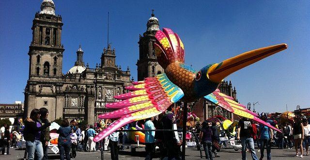 Atracciones en México DF